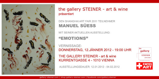 "Exhibition ""Emotions"""