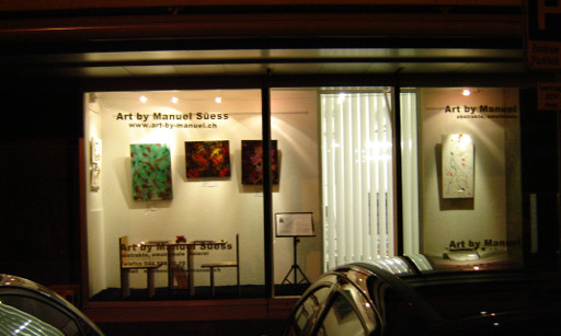Art Window in Zug