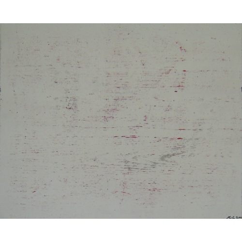 Painting No. 356 Weite (2011)   Abstract Painting   45x55cm   Acrylics on spruce   Manuello   Art by Manuel Süess