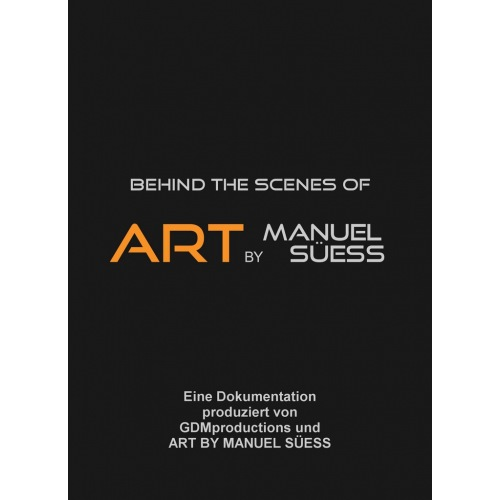 Behind the Scenes of ART BY MANUEL SÜESS